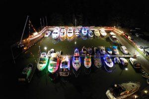 Lampionfahrt @ Yachthafen MYC Lübbecke | Lübbecke | Nordrhein-Westfalen | Deutschland
