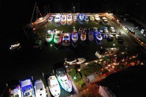 Lampionfahrt @ Hafen MYC Lübbecke | Lübbecke | Nordrhein-Westfalen | Deutschland